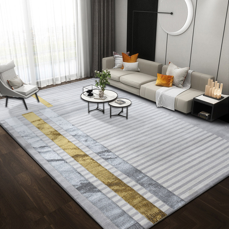 Modern Thick Carpets For Living Room Home Bedroom Carpet Nordic Sofa Coffee Table Rug Study Room Large Floor Mat Restaurant Rugs