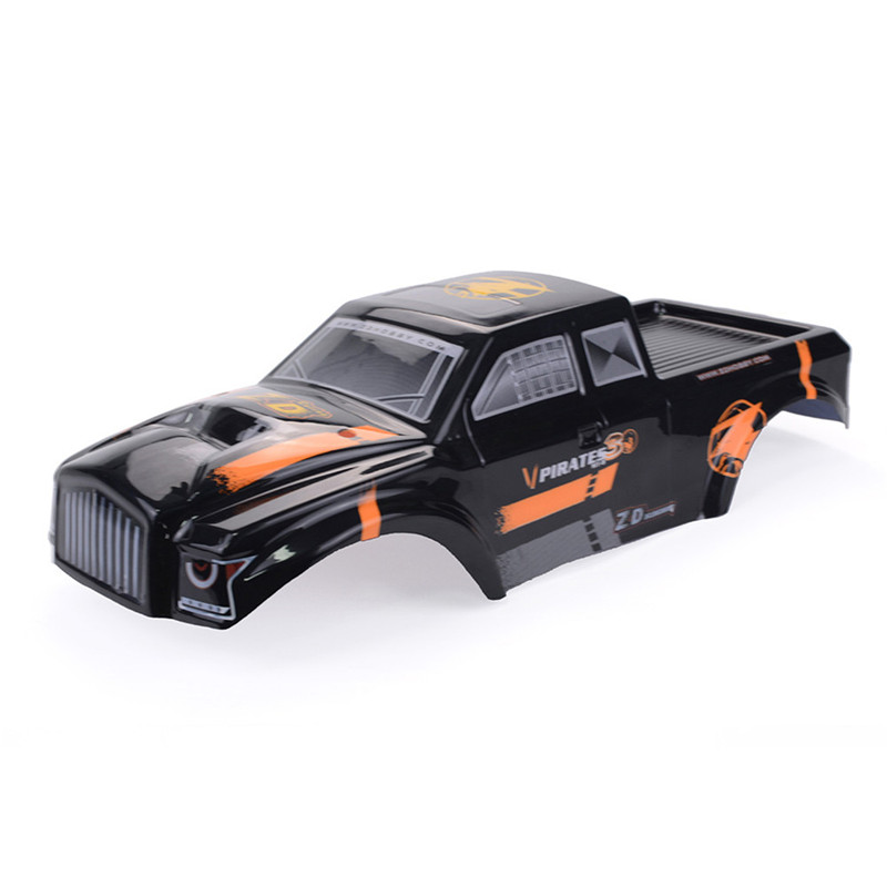 for ZD Racing MT8 S3 1/8 Brushless <font><b>RC</b></font> <font><b>Car</b></font> <font><b>Body</b></font> <font><b>Shell</b></font> Spare Parts image