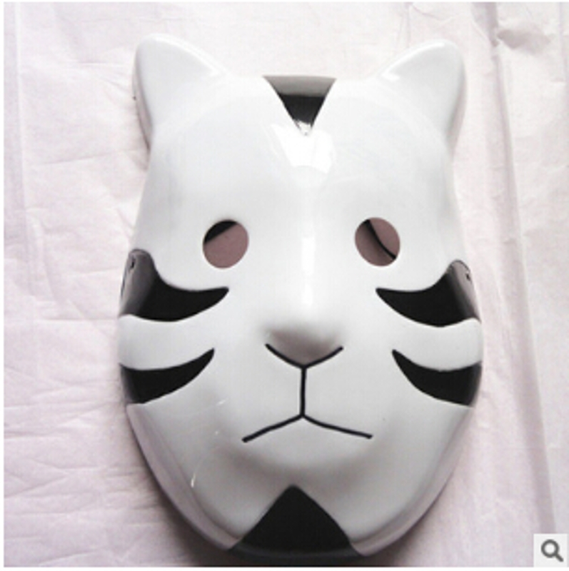 Anime Naruto ANBU Ninja Mask Cool Party  Cosplay Costume Accessory M7DF