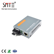 HTB GS 03 20km NetLink 1000Mโหมดคู่Fiber 20KM Gigabit WDMไฟเบอร์Media Converter