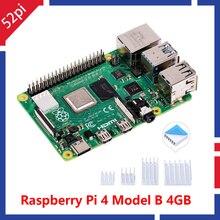 Auf Lager! Raspberry Pi 4 Modell B mit 4GB RAM (Neue 2019) 64bit QuadCore 1,5 GHz
