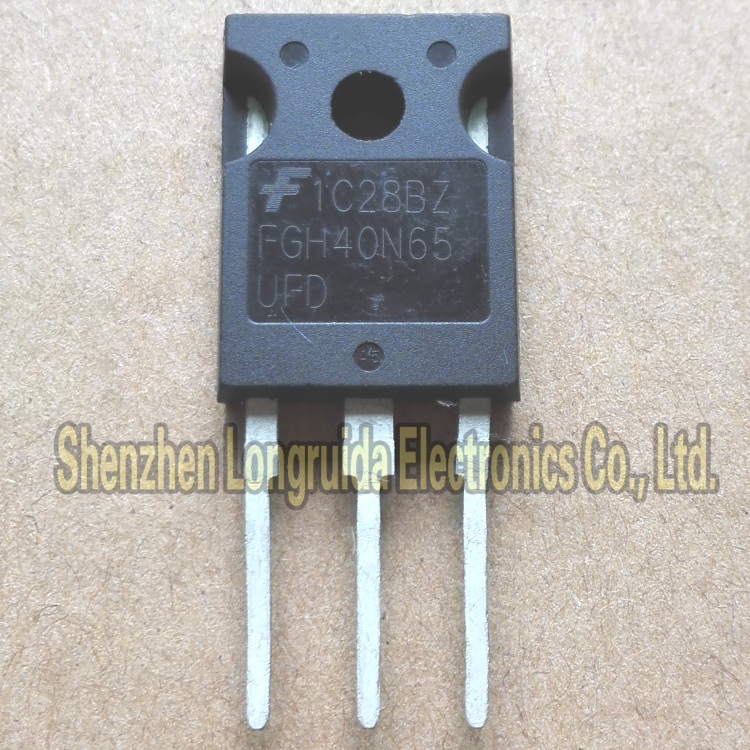 10pcs FGH50T65UPD FGH50T65 UPD TO-247