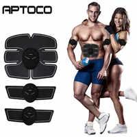Fitness appareil de musculation abdominale EMS presse électrique stimulateur minceur Machine Fitness équipement de gymnastique pour ensemble d'appareils d'entraînement