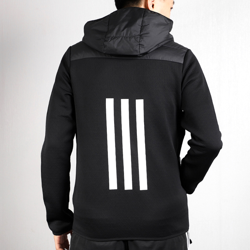 Nouveauté originale Adidas NEO M TRNSEASON JKT manteau en duvet homme randonnée en duvet vêtements de sport
