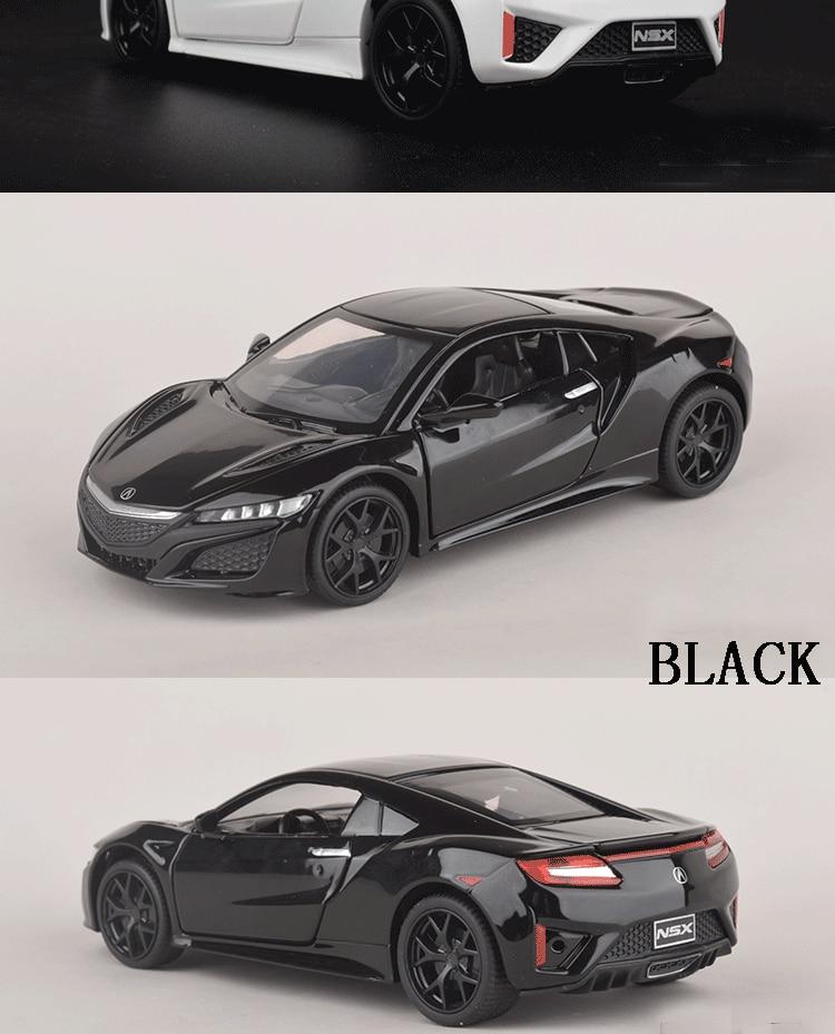 Acura NSX Diecast Model Car 15