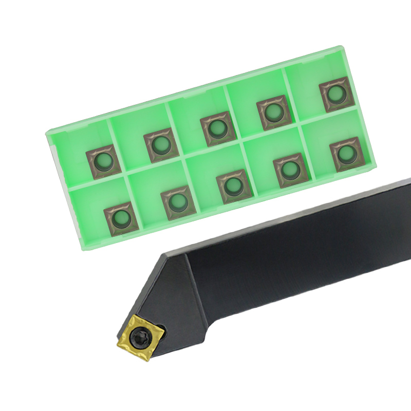 1pc SSSCR1212H09 SSSCR1616H09 SSSCL2020K09 External Turning Tool Holder SCMT Carbide Inserts Lathe CNC Cutting Tools Set