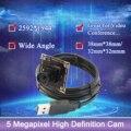 ELP камера 5mp 2592X1944 высокая скорость Aptina MI5100 HD MJPEG 30fps при 1080P 73 градусов без искажений Объектив Usb Cmos модуль камеры