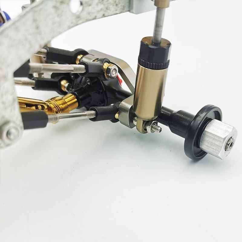 WPL B1 B14 B16 B24 C14 C24 B36 MN D90 D91 RC Car Peças De Reposição 5mm a 12mm pneu Combinador