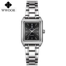 Montre femme wwoor женские часы топовые брендовые Роскошные