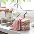 200 pces super absorvente microfibra cozinha prato pano de alta eficiência utensílios de mesa de limpeza do agregado familiar toalha kichen ferramentas gadgets