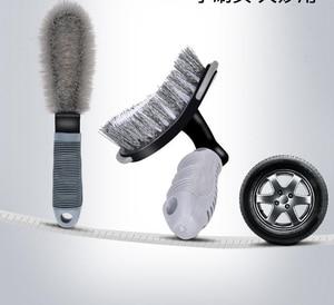 Image 5 - مخصصة الإطارات تنظيف و تنقية أدوات لتنظيف عجلة حافة قوي إزالة التلوث وحماية الإطارات أداة أساسية