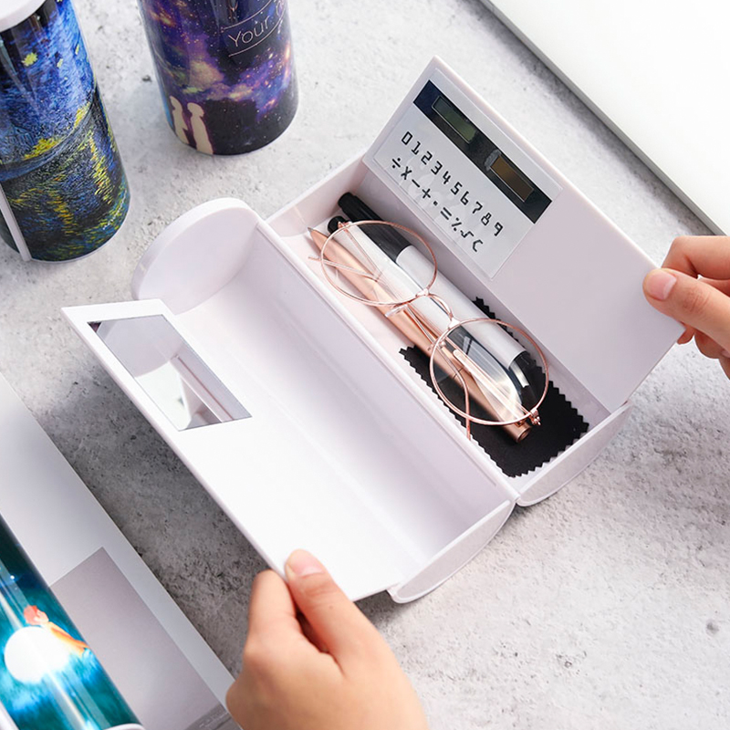 Newmebox Pencil Case For Boys Girls Stationery Box NBX Pencilcase Creative Multifunction Cylindrical Pen Holder School Gift 2020