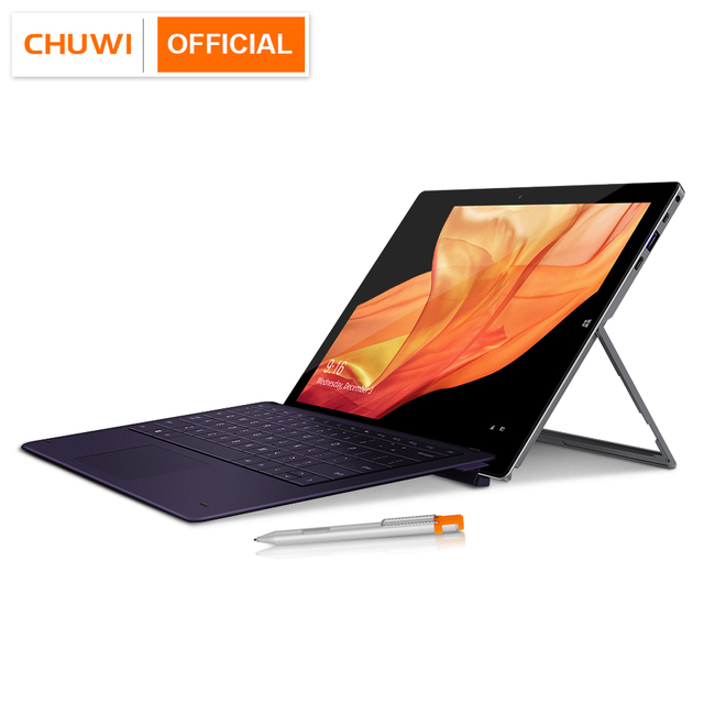 $ US $359.99 CHUWI UBook Pro 12.3 Inch 1920*1280 Windows 10 Tablet PC Intel Gemini-Lake N4100 Quad Core Processor 8GB RAM 256GB SSD Tablets