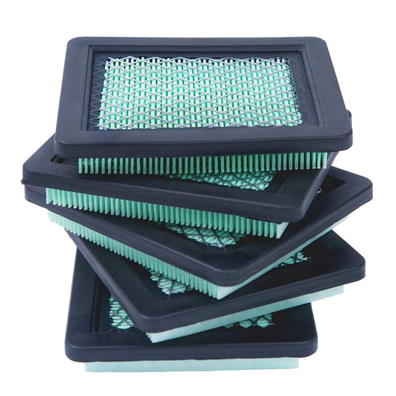 TOP 5 Pack 17211 Zl8 023 Air Filter  Compatible for Honda Gcv160 Gcv190 For  7021P  Premium Lawn Mower Air Cleaner|Lawn Mower| |  - title=