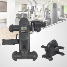 Инновационный тренажер для фитнеса, домашний тренажер для велосипеда, ЖК-педаль с дисплеем, велосипедная футболка, мини-велотренажер HWC