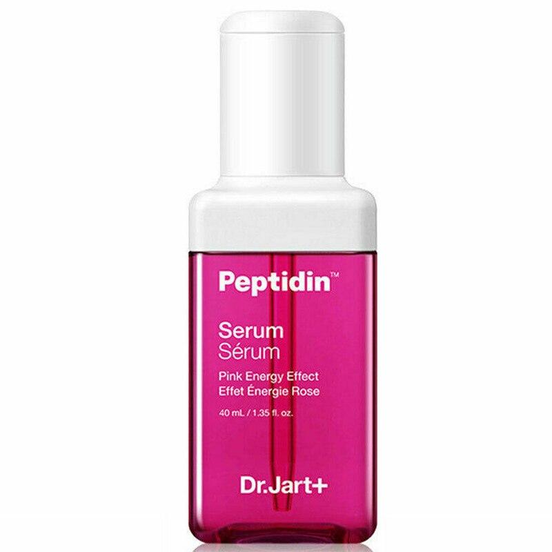 DR. JART + peptidine sérum rose effet énergétique 40ml peau rayonnante visage sérum hydratant crème blanchissante Essence corée cosmétiques