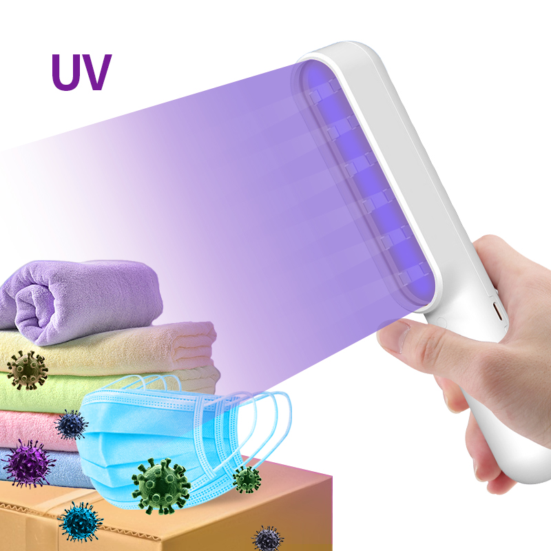 Portable Handheld Sterilization Lamp Disinfection Stick Universal UV Sterilizer Electric Disinfection Stick