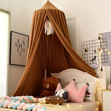 Canopy Tent Crib Mosquito-Net Room-Decor Kids Bed Hung-Dome Baby-Girl