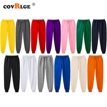 Covrlge New Men Joggers Brand Male Trousers Casual Pants Sweatpants Jogger 13 color Casual Fitness Workout sweatpants MKX064