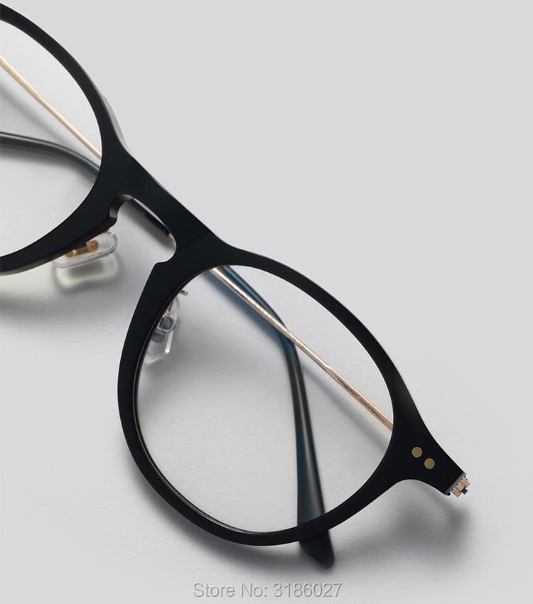 Нежные Cozmo винтажные оптические очки оправа ацетатные очки Оливер очки для чтения женские и мужские очки по рецепту оправа