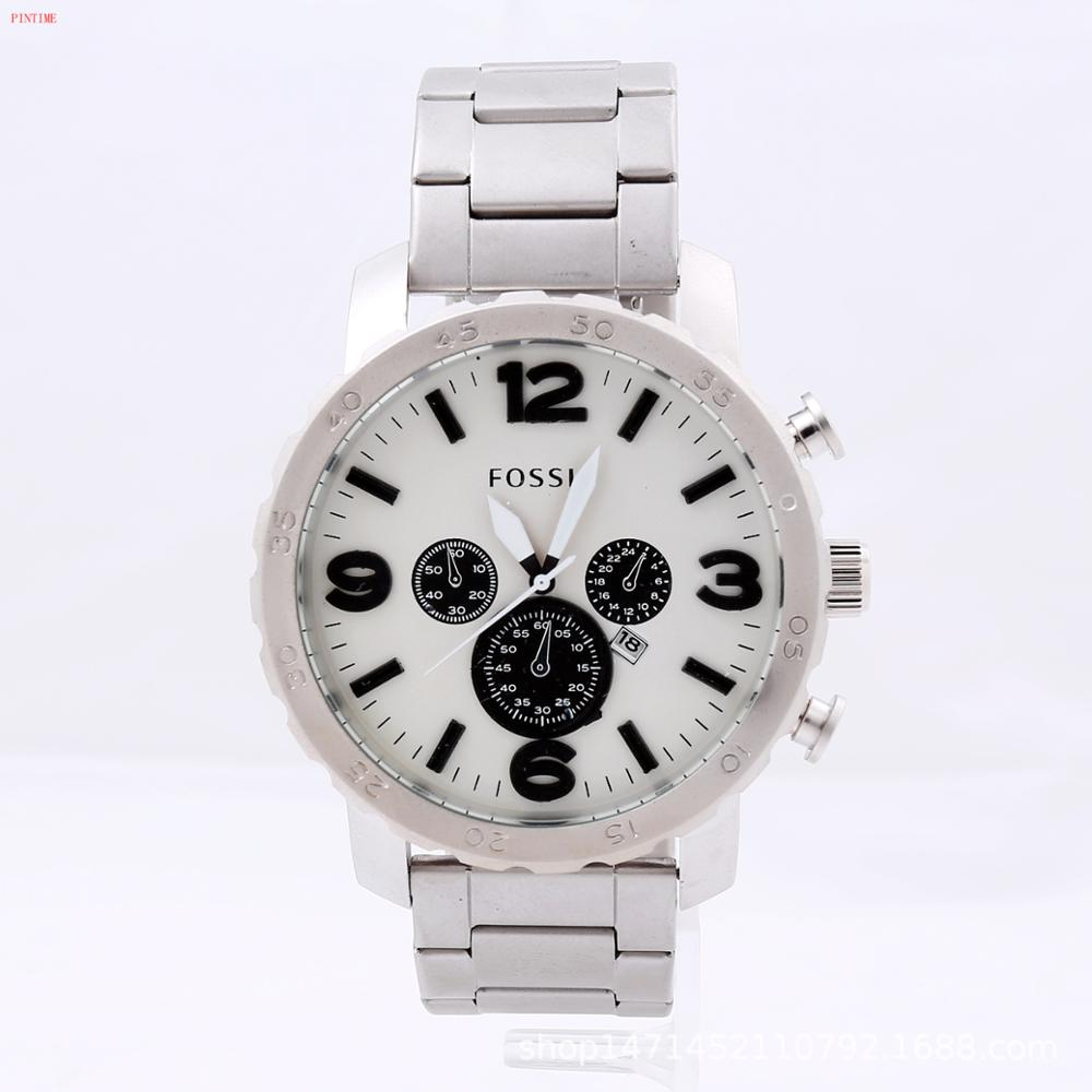 2020 FOSSIL New Fashion Men's Watch Analog Quartz Watch Chronograph Watch Movement Date Men And Women Couple Watch