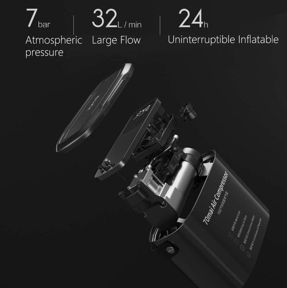 Xiaomi 70mai Air Compressor  (3)