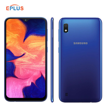 Перейти на Алиэкспресс и купить Фирменная Новинка Samsung Galaxy A10 A105F-DS LTE мобильный телефон 2 Гб оперативной памяти, 32 Гб встроенной памяти, 6,2 дюймOcta Core Android 9,0 13.0MP камера с двумя sim-ка...