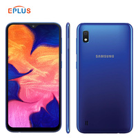 Brand New Samsung Galaxy A10 A105F DS LTE Mobile Phone 2GB RAM 32GB ROM 6.2 Octa Core Android 9.0 13.0MP Camera Dual SIM Phone