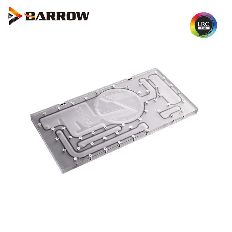 Barrow Watercooling Waterway Board for LIANLI O11 Dynamic Computer Case LRC 2.0 RGB Light ,front type, LLO11Q-SDB V1