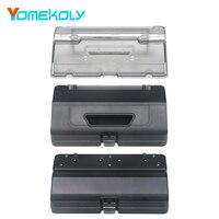 Für Xiaomi Mijia Mopp Pro STYJ02YM/VIOMI V2 PRO/V3 Roboter Staubsauger Wasser Tank Staub Box 2 in 1 Dustbox + Wassertank Teile