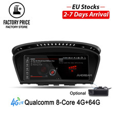 "8.8 ""Qualcomm Octa-Core 4G + 64G 4G Lte Android 9 Auto Multimedia Ips Voor bmw Series3/5 E60 E61 E90 E91 Bluetooth Gps Navigatie(China)"