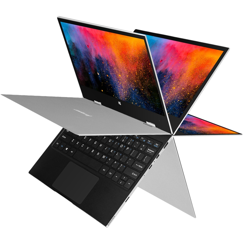 Jumper Ezbook X1 Laptop 11.6 Inch Fhd Ips Touchscreen 360 Degree Rotate Ultrabook 4Gb+128Gb 2.4G/5Ghz Wifi Notebook 5