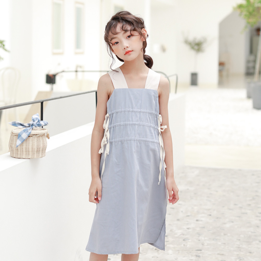 Fashion Girl Summer Clothes New 2020 Dresses Girls Princess Dress Girl Dress Kids Cotton Dress Holiday Children Clothes Girl