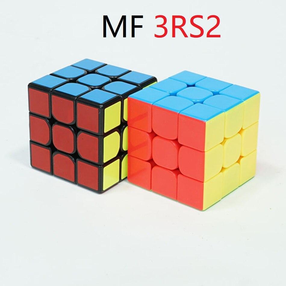 MoYu MF3RS2 Cubing Classroom 3x3x3 Magic Cube Stickerless Cubo Magico 3x3 Mofangjiaoshi Mf3rs2 Magic Cube Toys For Children
