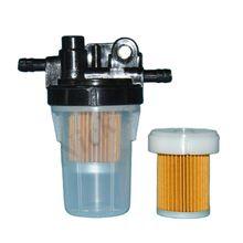 Separação de Água De combustível Filtro De Combustível Para Kubota B2320 B2410 6A320 58862 L2800 L3400 LX2610HSD M5640SU RTV X1100CR RTV X900G RTV900W
