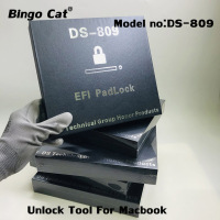 DS 809 Unlocking Tool EFI Pad Lock unlock EFI BIOS Unlock for Repair Macbook iMac Air SPI ROM IC Read Write DS809 Icloud SN