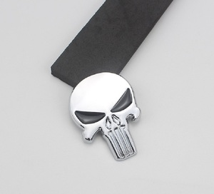 Image 4 - 3D 금속 Punisher 자동차 스티커 해골 오토바이 바디 데칼 트럭 엠블럼 배지 방수 자동차 액세서리
