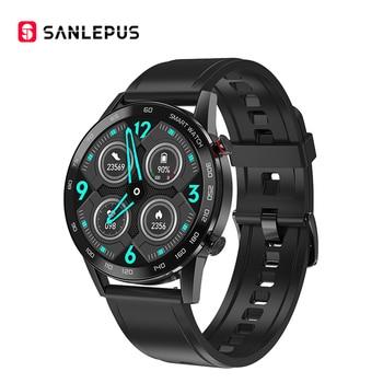 2020 SANLEPUS ECG Smart Watch Bluetooth Call Smartwatch Men Women Sport Fitness Bracelet Clock For Android Apple Xiaomi Huawei 9