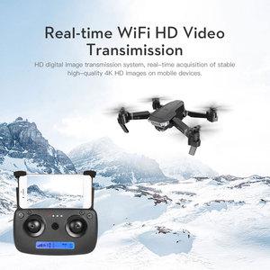 Image 2 - 2019 SG901 Drone 4K 1080P HD Dualกล้องติดตามME RC Quadrocopter 50XซูมFPV WiFi Droneกล้องSelfie Droneของขวัญเด็ก