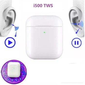 i500 tws 1:1 Wireless Earphone 6D Super Bass i500 tws pk i10 i12 i10tws i11 i20 i60 i80 i100 i200