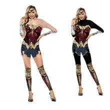 Kỳ Quan Người Phụ Nữ Trang Phục Nữ Siêu Anh Hùng Diana Trang Phục Hóa Trang Halloween Dành Cho Nữ Gợi Cảm Diana Cosplay Carnival Disfraz Mujer