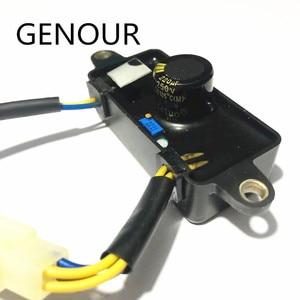 Image 5 - Lihua AVRตัวควบคุมแรงดันไฟฟ้าอัตโนมัติสำหรับเครื่องกำเนิดไฟฟ้าอะไหล่2KW 2.5KW 3KW 6สายTT21 12มีวงจรป้องกันBreakฟังก์ชั่น