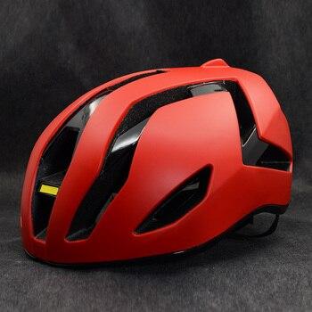 Männer Sport MAVIC Neue Design Radfahren Helm Aerodynamik Straße Comete Ultimative Helm Pneumatische Helm Racing Rennrad Helm