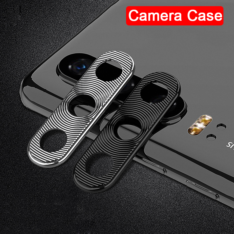 360 protection Camera Lens Case for Huawei P20 Lite P 20 Plus P30 Lite 30 <font><b>Pro</b></font> P20pro P20lite P30pro P30lite Lens Protector Cover image