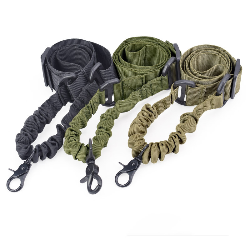 Slings Rock Climbing Fall Protection Rope Multifunctional Safety Lanyard High Quality Elastic Survival Equipment Outdoor Sling