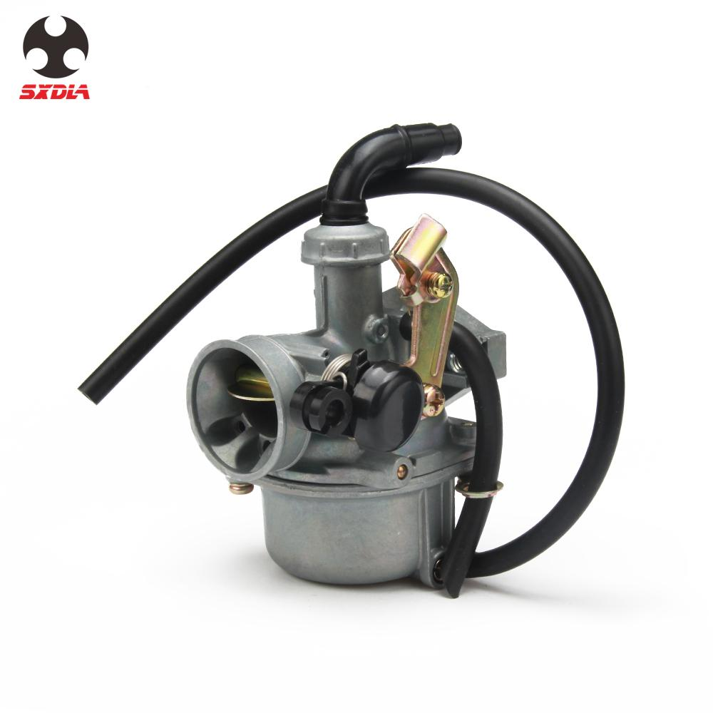 19MM Motorcycle Universal CARB <font><b>Carburetor</b></font> Cable Choke For PZ19 <font><b>50cc</b></font> 70cc 90cc 110cc Dirt Bike Pit Bike ATV Quad <font><b>GY6</b></font> image