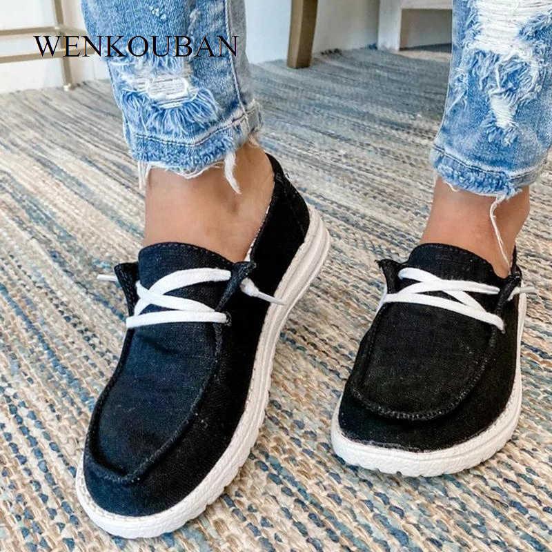 Đế Giày Cho Nữ Giày Phối Ren Lofers Nữ Mùa Hè Nữ Trơn Trượt Trên Giày Mocassin Femme Zapatos De Mujer 2020