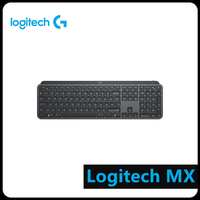 Logitech MX Keys 2.4GHz Bluetooth Backlight Easy Switch Wireless Keyboard Computer Peripheral