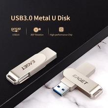 EAGET F60 USB 3,0 USB Flash Drive Metall U Disk Tragbare High Speed-Stick Große Kapazität für PC Laptop