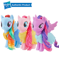 Hasbro My Little Pony Dress Up Pony Assortment 6 Inch Collectible Doll Girls Gift Birthday Present
